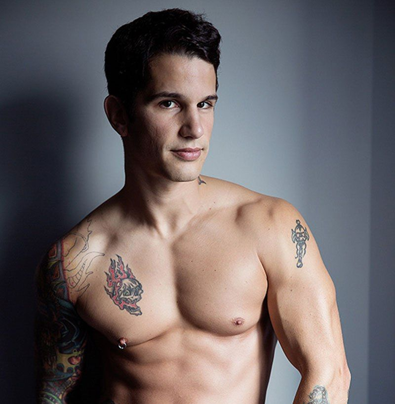 Sexo: Pierre Fitch fodendo Ralph Woods SoloBoys