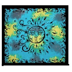 Sun & Moon Tapestry http://www.incensewarehouse.com/Sun-Moon-Tapestry_p_4131.html