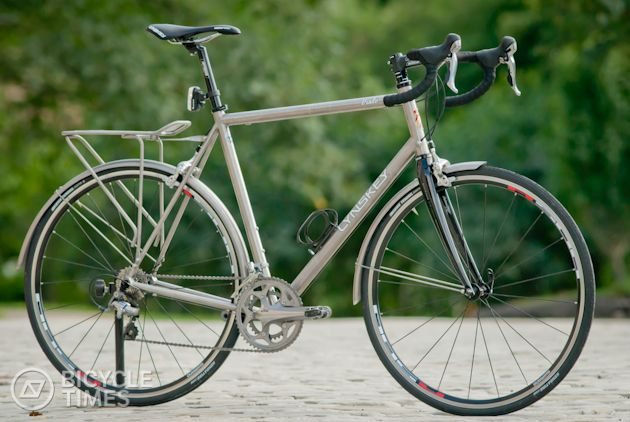 First Impression Lynskey Viale Bicycle Times Magazine Cycling
