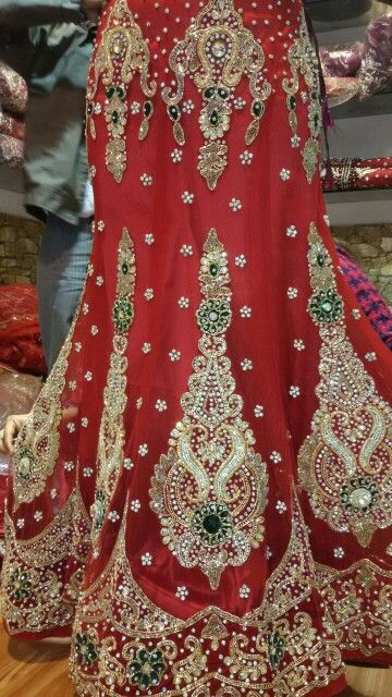 Red Lehnga Indian Couture Designer Dresses Dress Collection