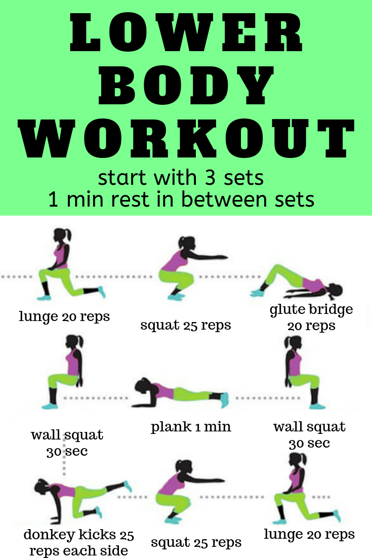 Lower Body Workout #health #fitness #workout #exercise #motivation #muscle #diet women fitness worko...