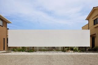 Green Edge House by ma-style architects Fujieda, Japan