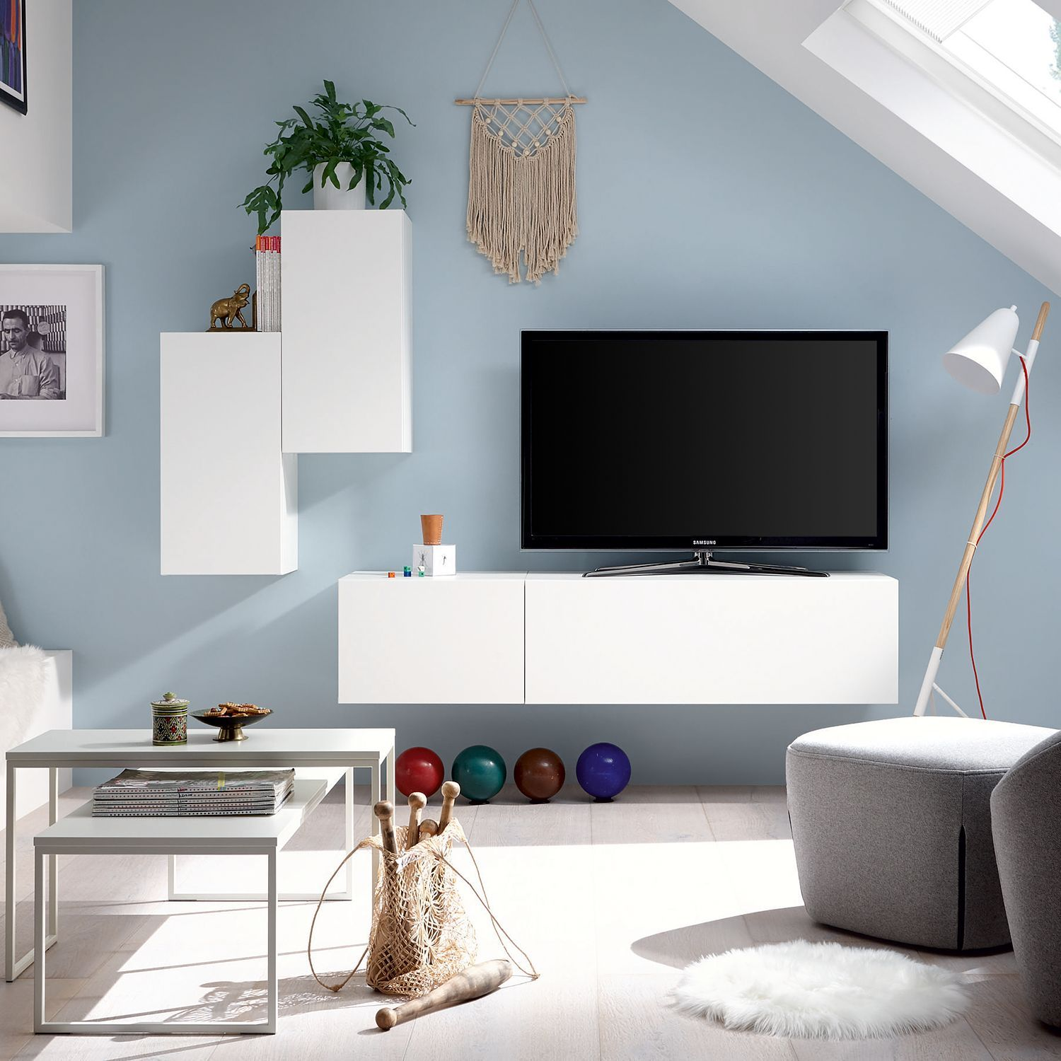 home24 Wohnwand Hülsta now for you VI in 2020 Tv unit