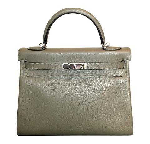 Hermes Kelly 32 Capucine Bag GHW  97ac57cfb9ac6