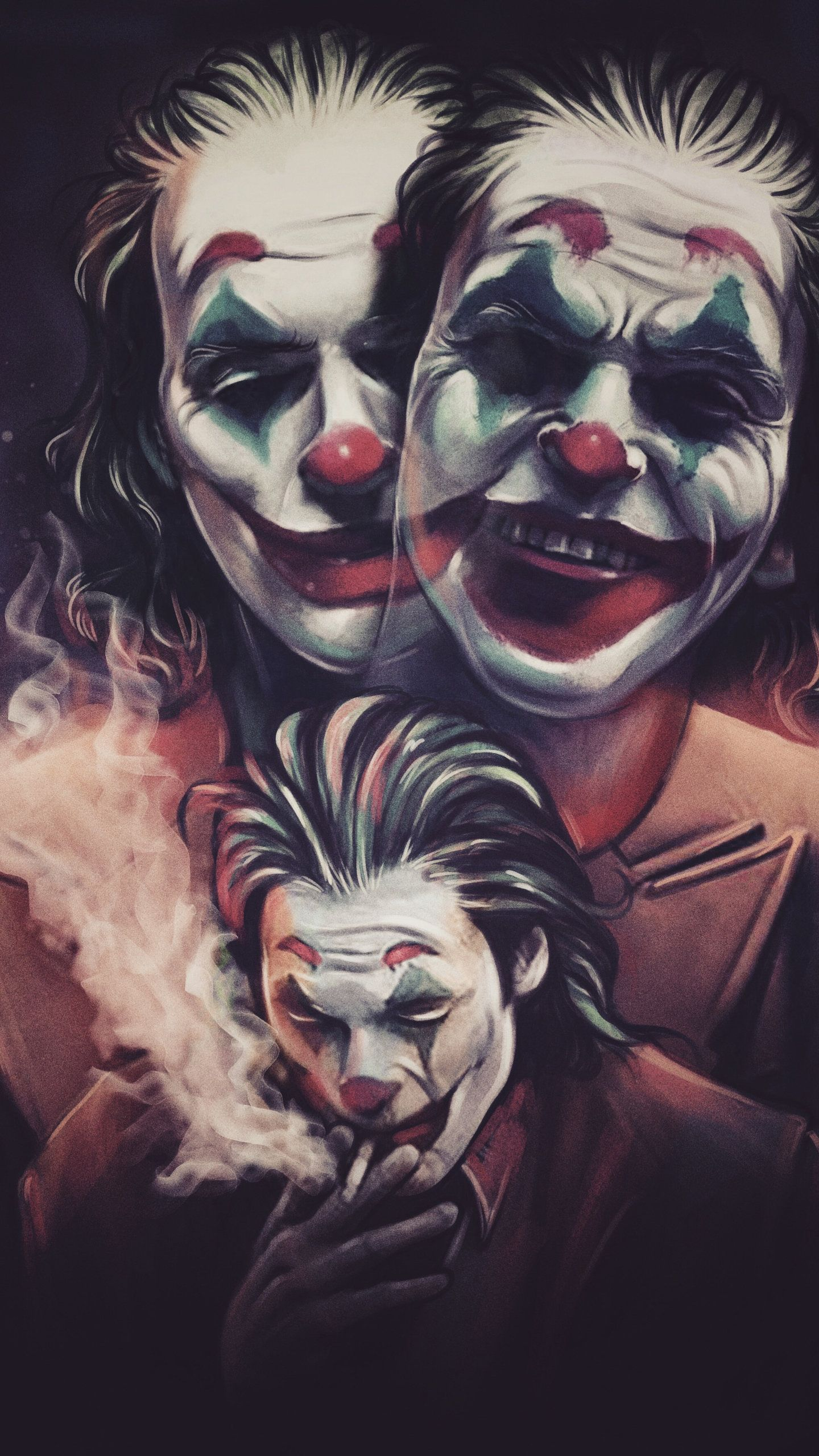 Joker Smoker Art Hd Superheroes Wallpapers Photos And