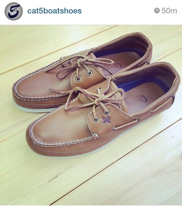 Cat 5 Boat Shoes
