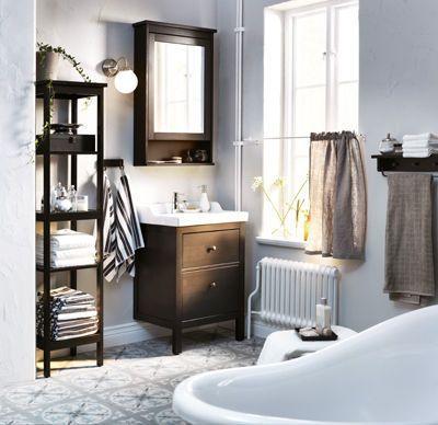 1 serviette de bain blanche ikea