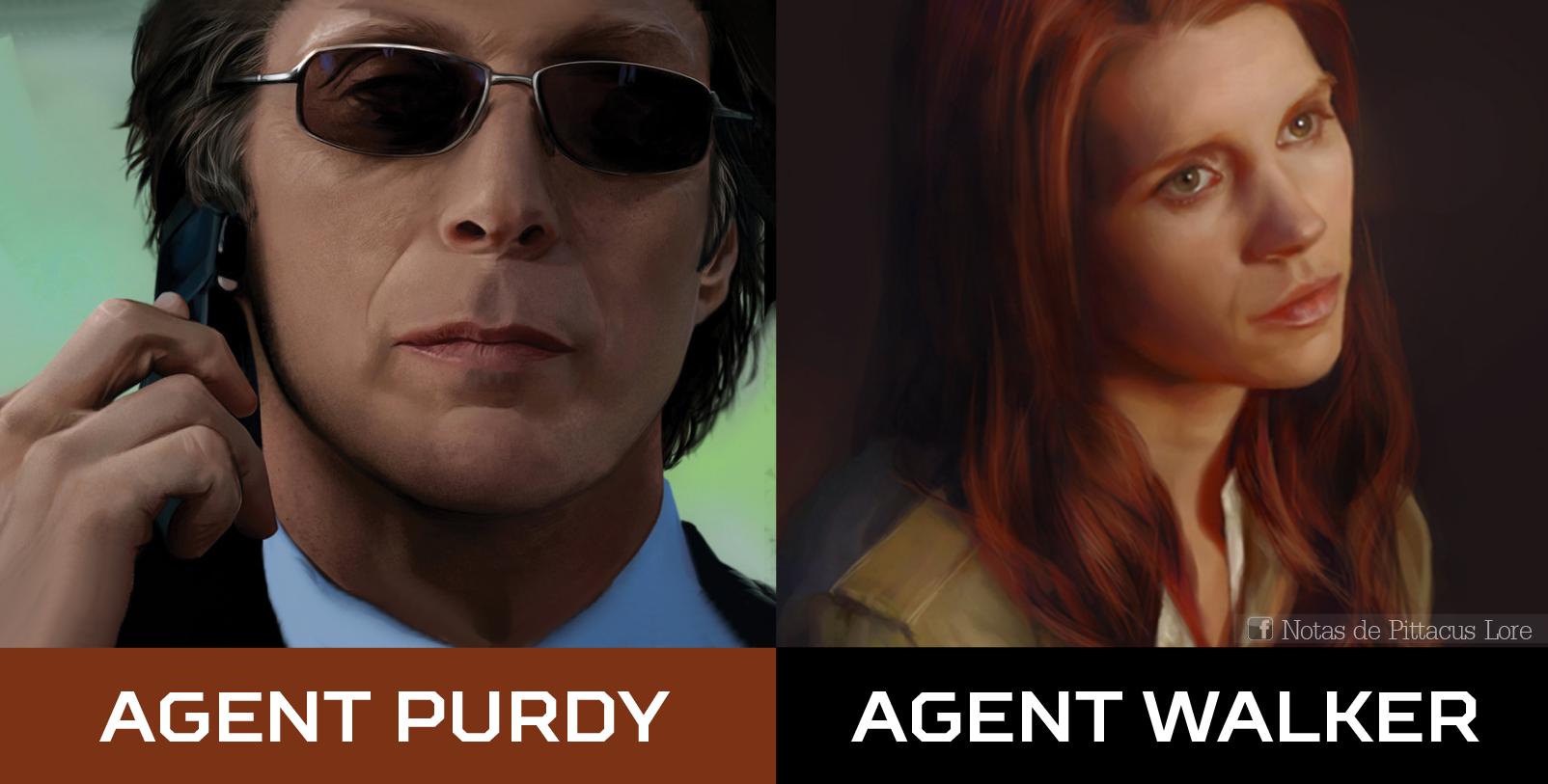 Agents Lorien Legacies