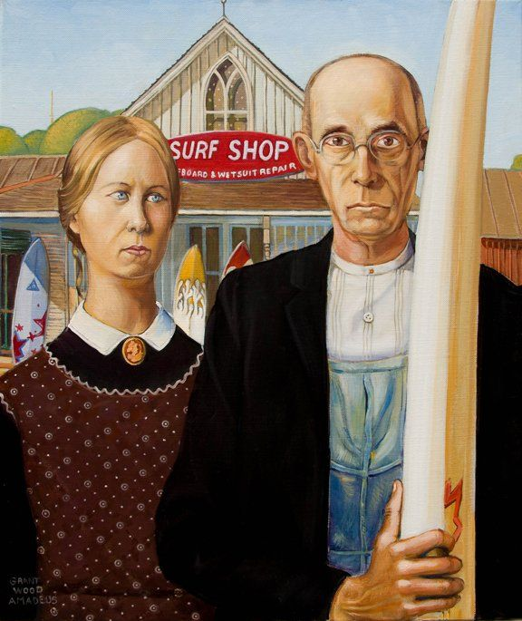 american gothic grant wood essay Get access to the artist grant wood essays only from anti essays listed results 1 - 30 get studying today and get the grades you want only at my account grant wood, american gothic,1930 american as several other artists participated in the movement.