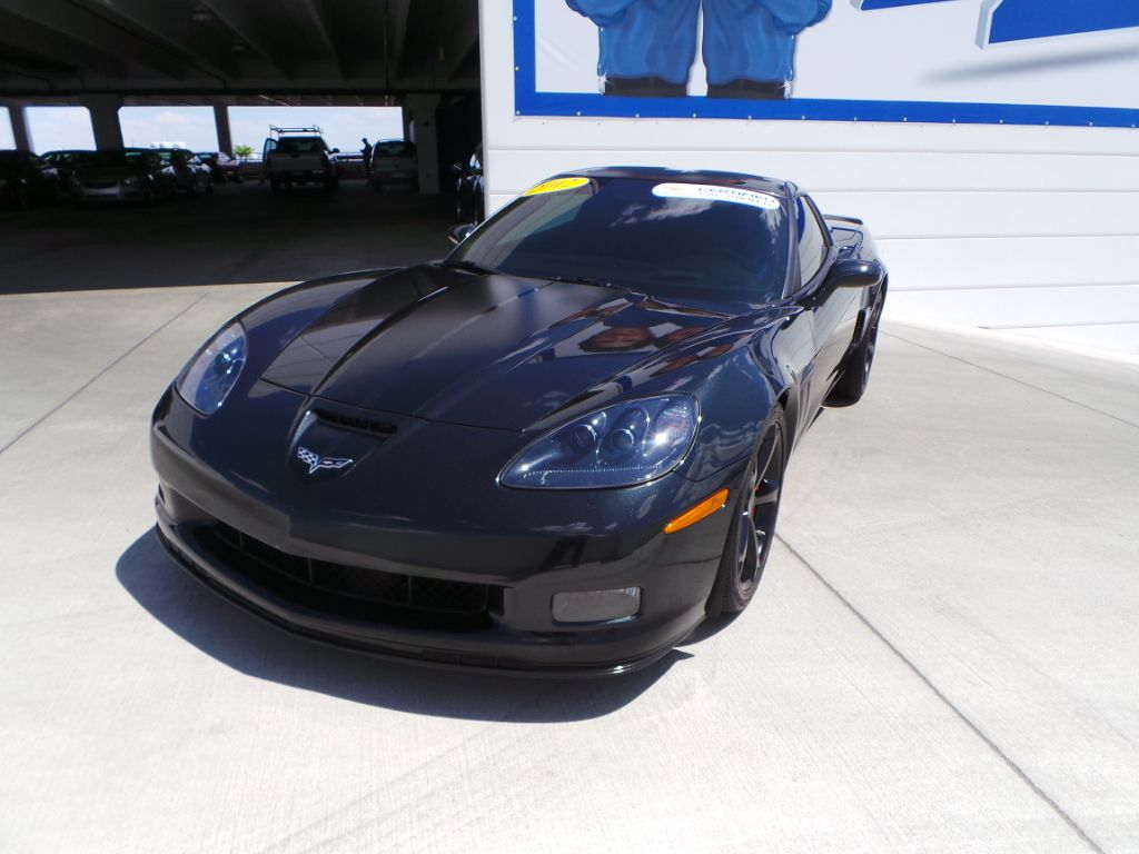 Details about 2012 Chevrolet Corvette GRAND SPORT