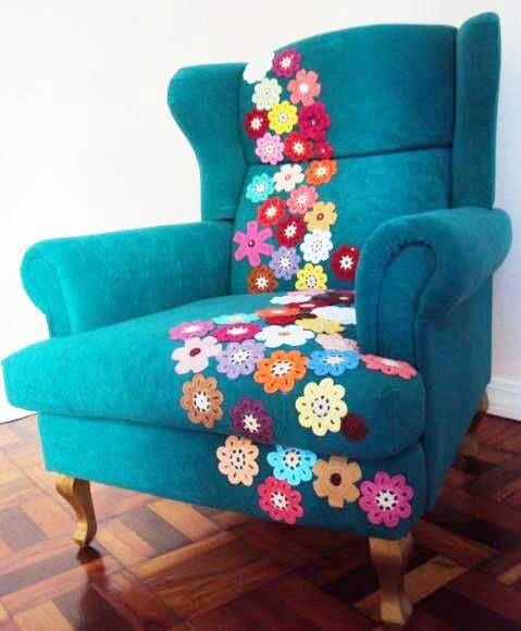 Renovacion con crochet