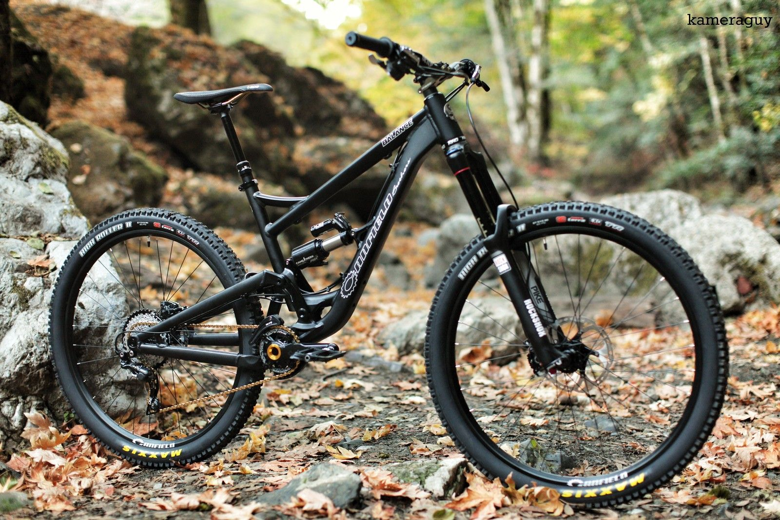 2015 Canfield Brothers Balance Bicycle Mountain Bike Mountain