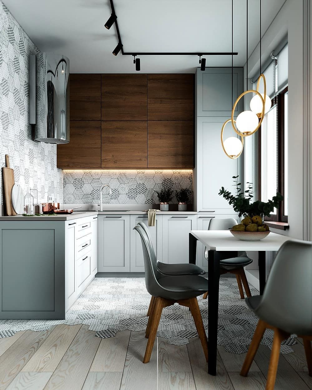 Modern kitchen interiors beauty room also amazing interior design remodel if you  ve the small rh pinterest