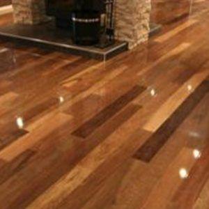 Clear Epoxy Wood Floor Coating  Horison huis in 2019