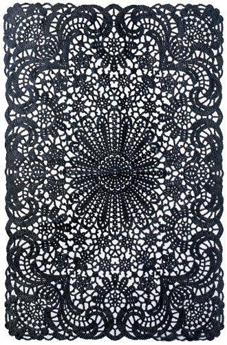 Beautiful black lace