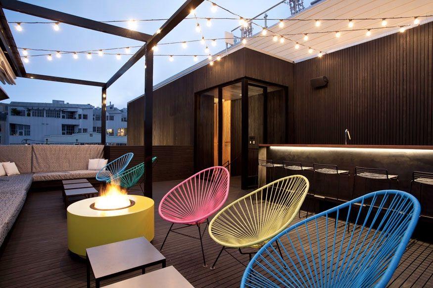 Cinco De Mayo Style Live N Color Salas Coloridas Rincon Del Hogar Diseno De Terraza