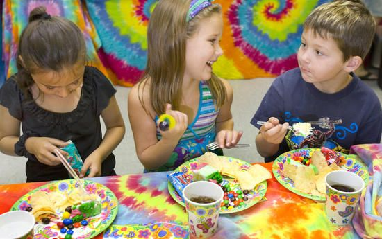 Kids Birthday Party Ideas 9 Years Old