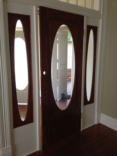 How To Cover Windows In Front Door My Style Victorian