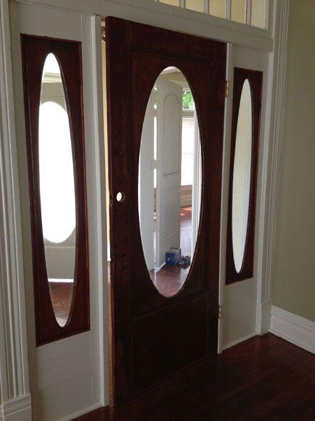 How To Cover Windows In Front Door Door Coverings Victorian Front Doors Curtains Over Front Door