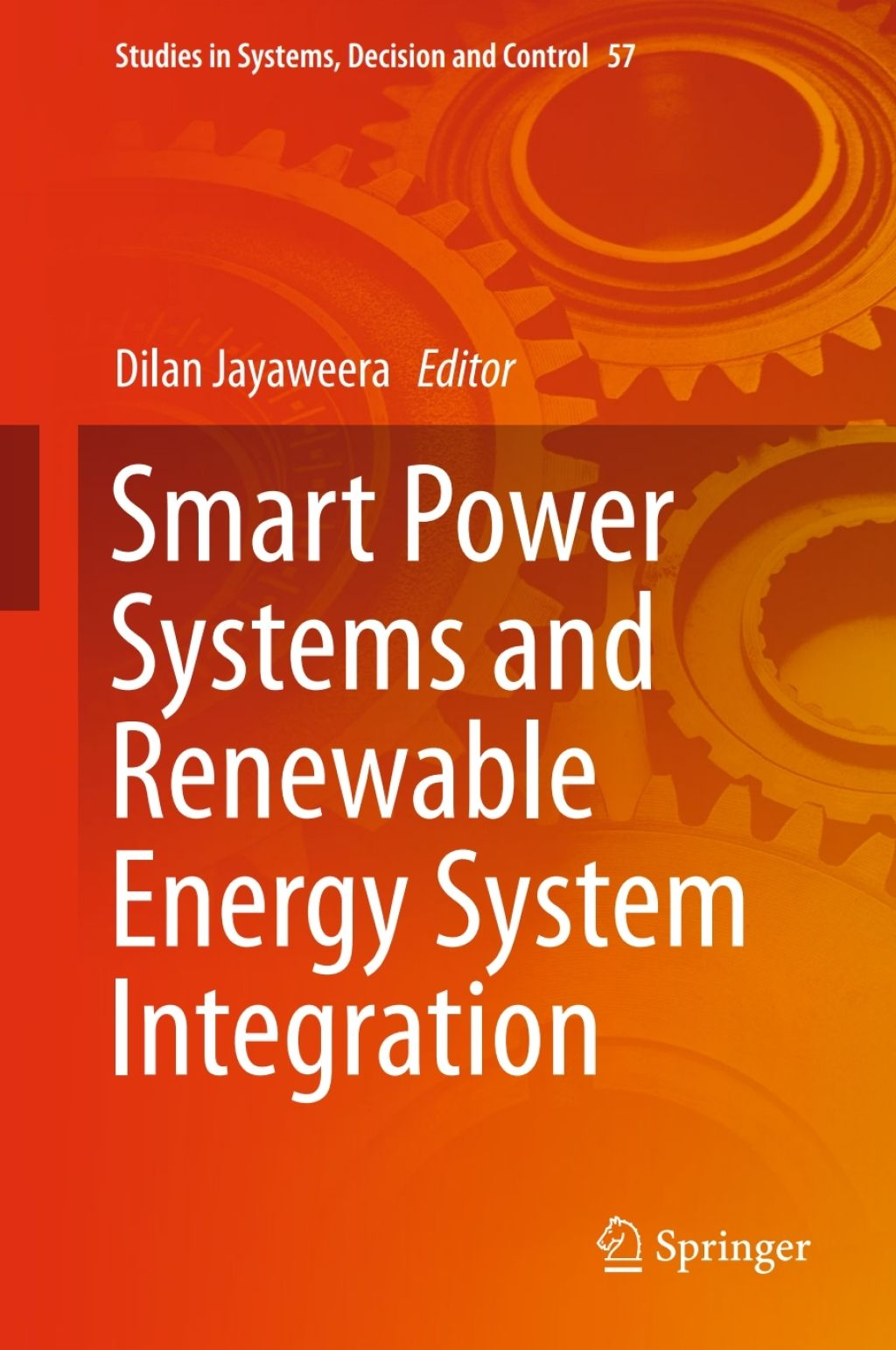 Smart Power Systems And Renewable Energy System Integration Ebook Renewable Energy Study