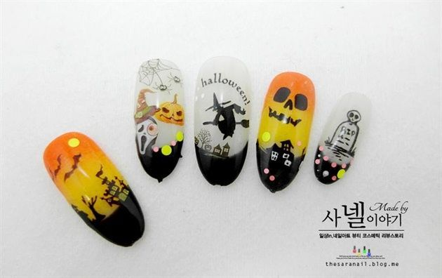 Nail art from the NAILS Magazine Nail Art Gallery, acrylic, nail art, Nail art from the NAILS Magazine Nail Art Gallery, acrylic, nail art, #koreannailart