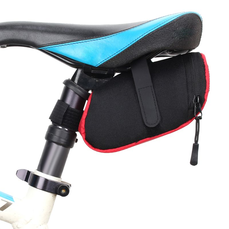 Bicycle Waterproof Storage Saddle Bag Bike Seat Cycling Rear Pouch Outdoor