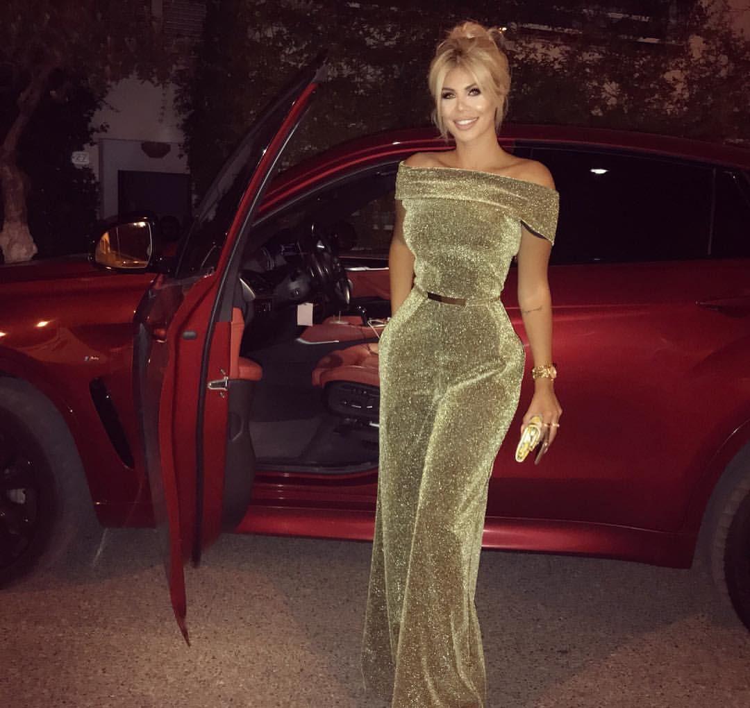"59.1k Likes, 496 Comments - Luana Vjollca (@luanavjollca) on Instagram:  ""beauty and the beast""   Fashion, Night dress, Dresses"