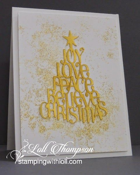 Stamping with Loll: christmas