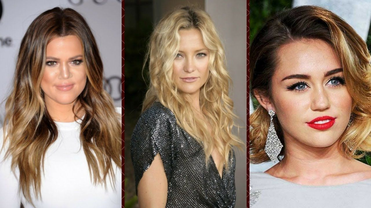 celebrity hairstyles how to do them