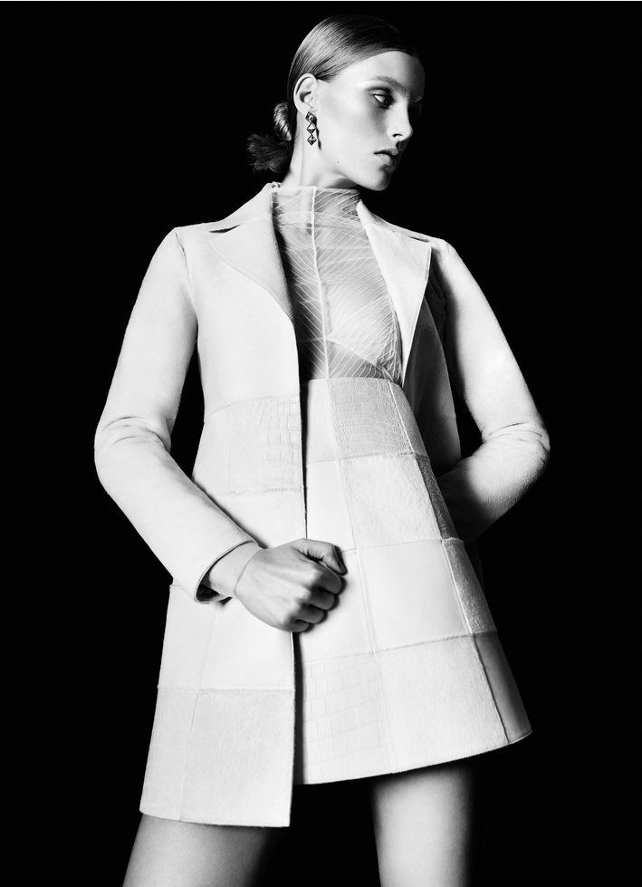 Madison Headrick Vogue Brasil February 2015
