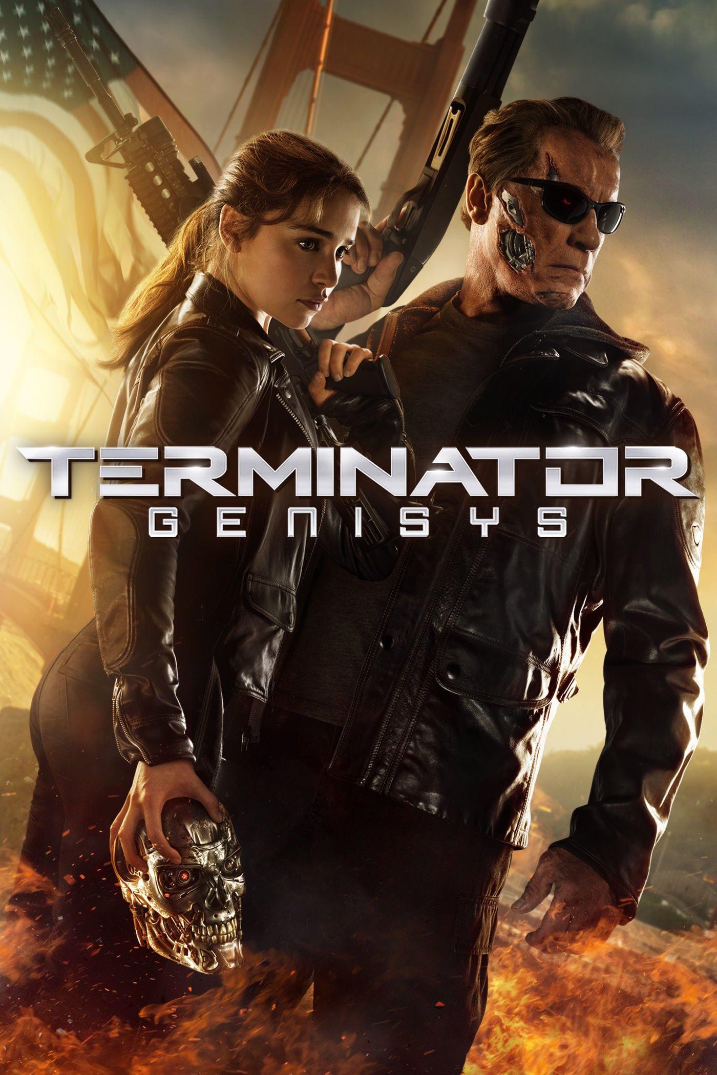 Voirfilms Voir En Streaming Terminator Genisys Regarder En Ligne Description Le Leader De La Resistance John Connor Envoie L Films Complets Film Terminator