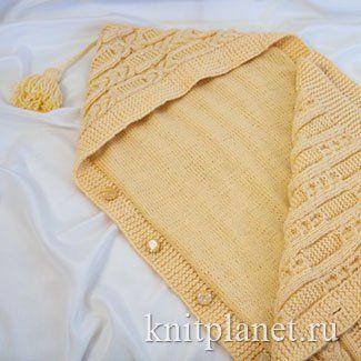Планета вязания спицами для новорожденных