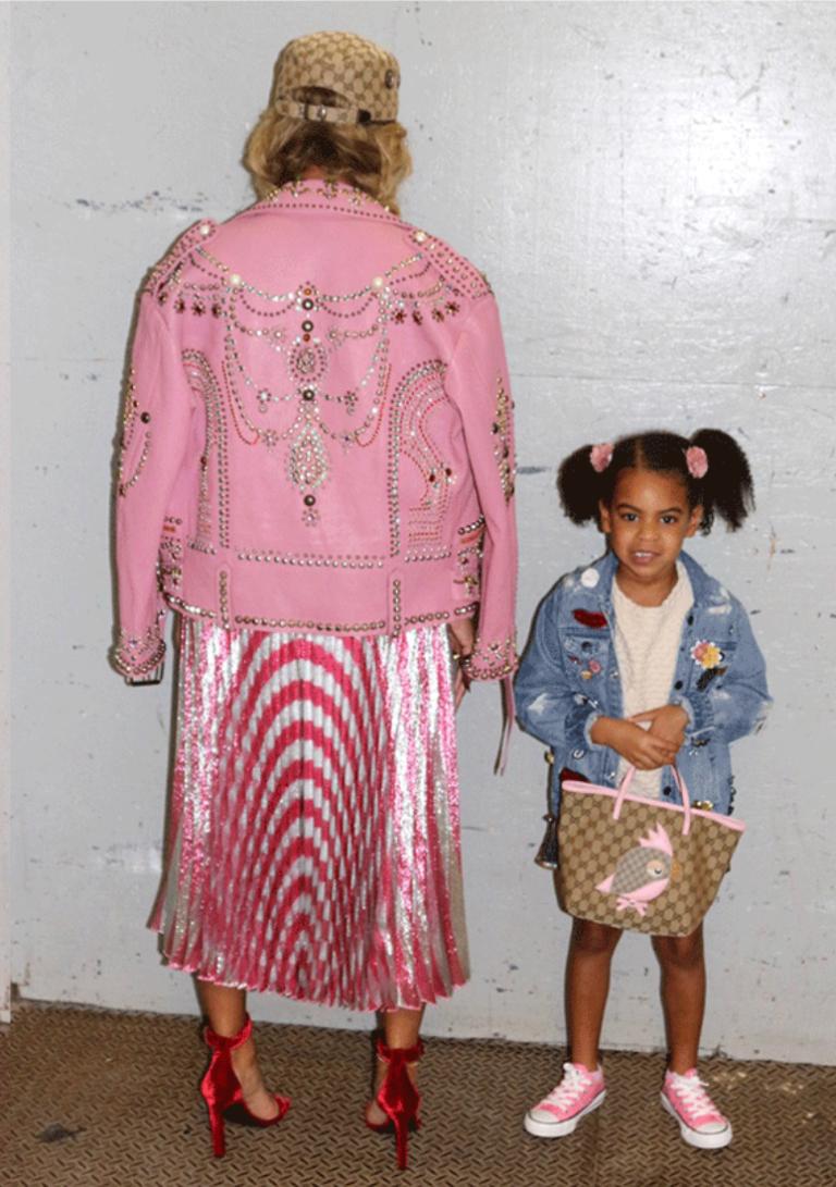 Beyoncé and Blue Ivy Have a Secret, Special Handshake   TWEEN ...
