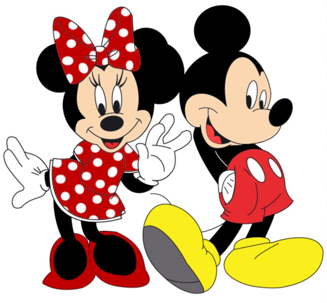 Mickey & Minnie Mouse | WALT DISNEY - IT ALL STARTED WITH A DREAM ...