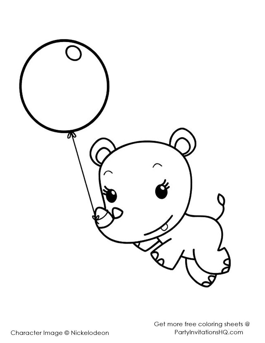 kailan-coloring-sheets-12 | !My coloring pages | Pinterest