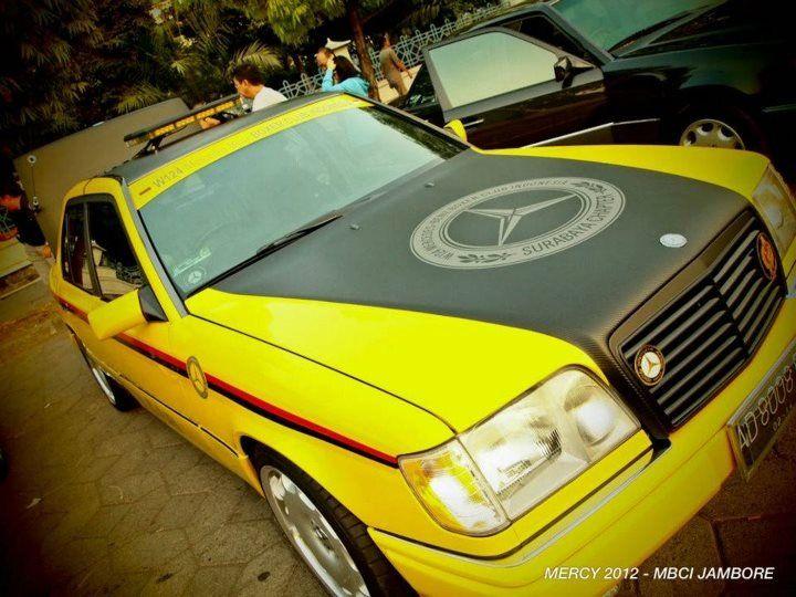 W124 Commander Car
