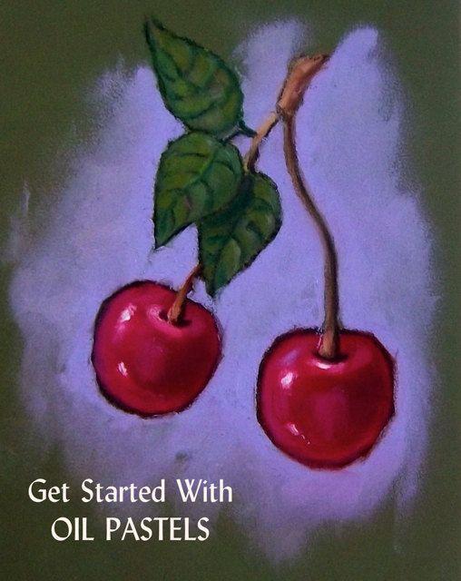 How To Use Oil Pastels - PDF Art Tutorial, Art Tutorial - Six ...