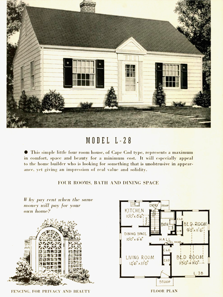 1950s Home Architecture Styles Elegant Cape Cod Floor Plans 1950 Oldworldbaking Co Cape Cod House Plans Cape Cod Style House Cape Cod House Interior