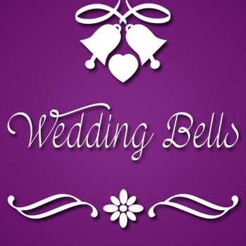 Mf Wedding Bells Font Wedding Bells Wedding Silhouette Wedding