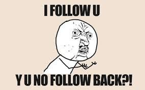 If You Ve Been Followed By Me Please Follow Back It Will Make My Internet Life Complete Thxs Babe Quotes Text Me Back Funny