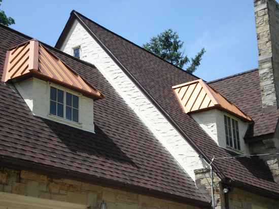 Portfolio Copper Dormers Old World Copper Roof House Copper Roof House Roof