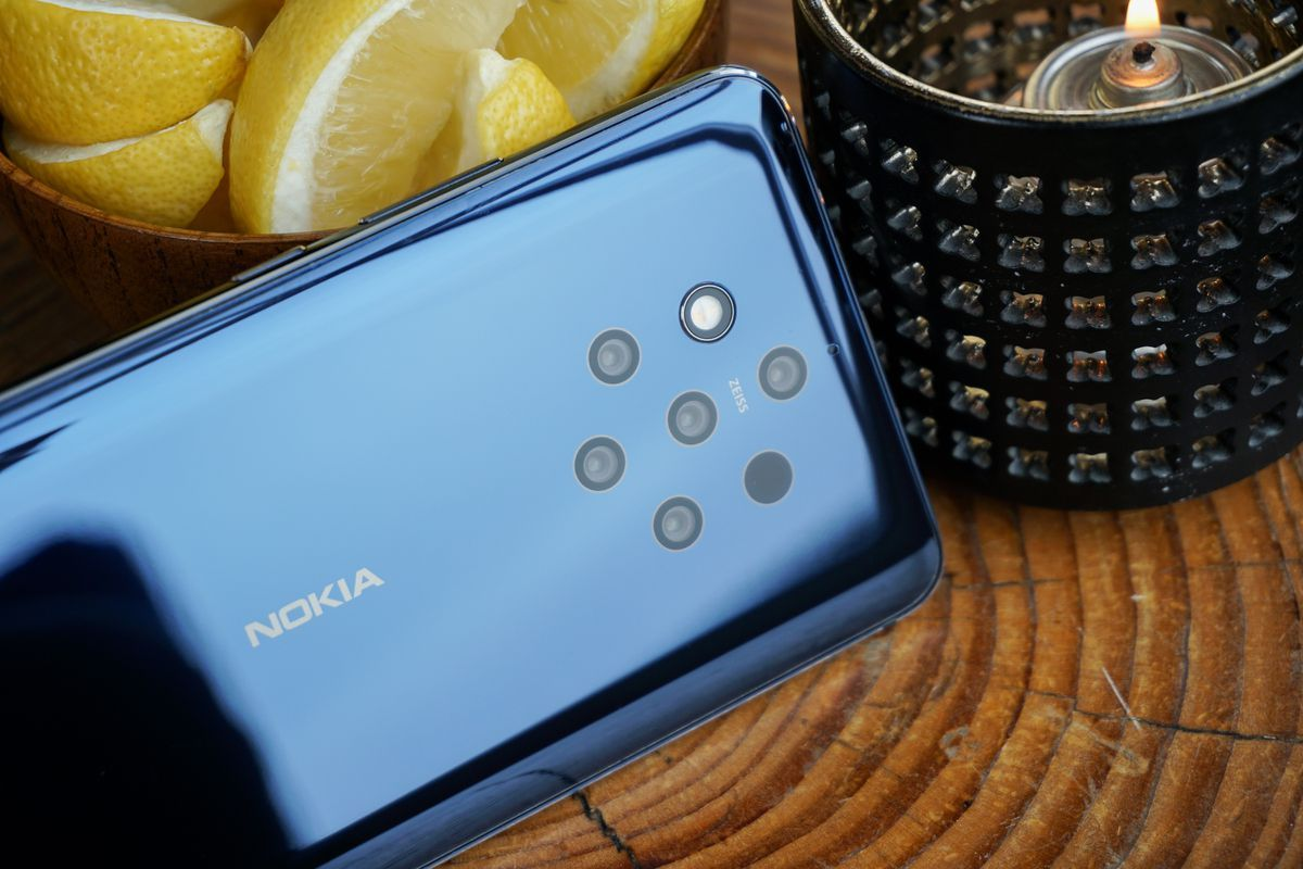 Nokia 9 PureView handson An Android phone with five rear