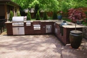 Outdoor Kitchen Plans Pdf: Build Your Own Outdoor Kitchen ...