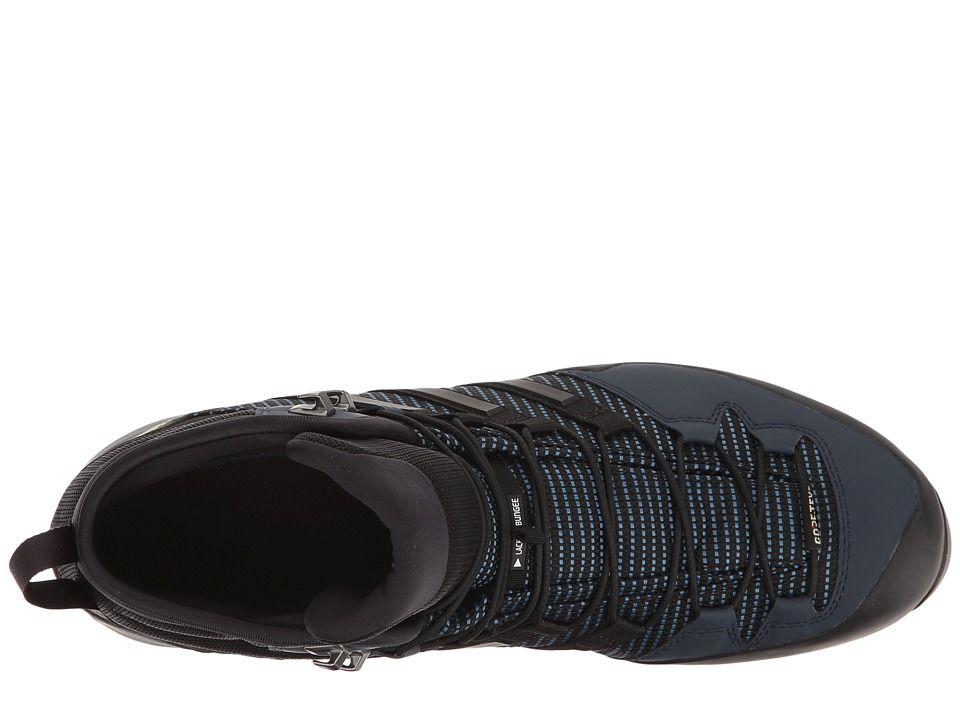 new style 4a57d 277dc adidas Outdoor Terrex Scope High GTX Men s Shoes Core Blue Black Collegiate  Navy