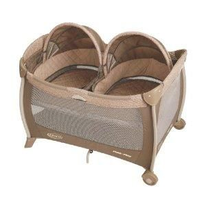 Twin Cribs Furniture Corner Crib For Twins Is The Most Space