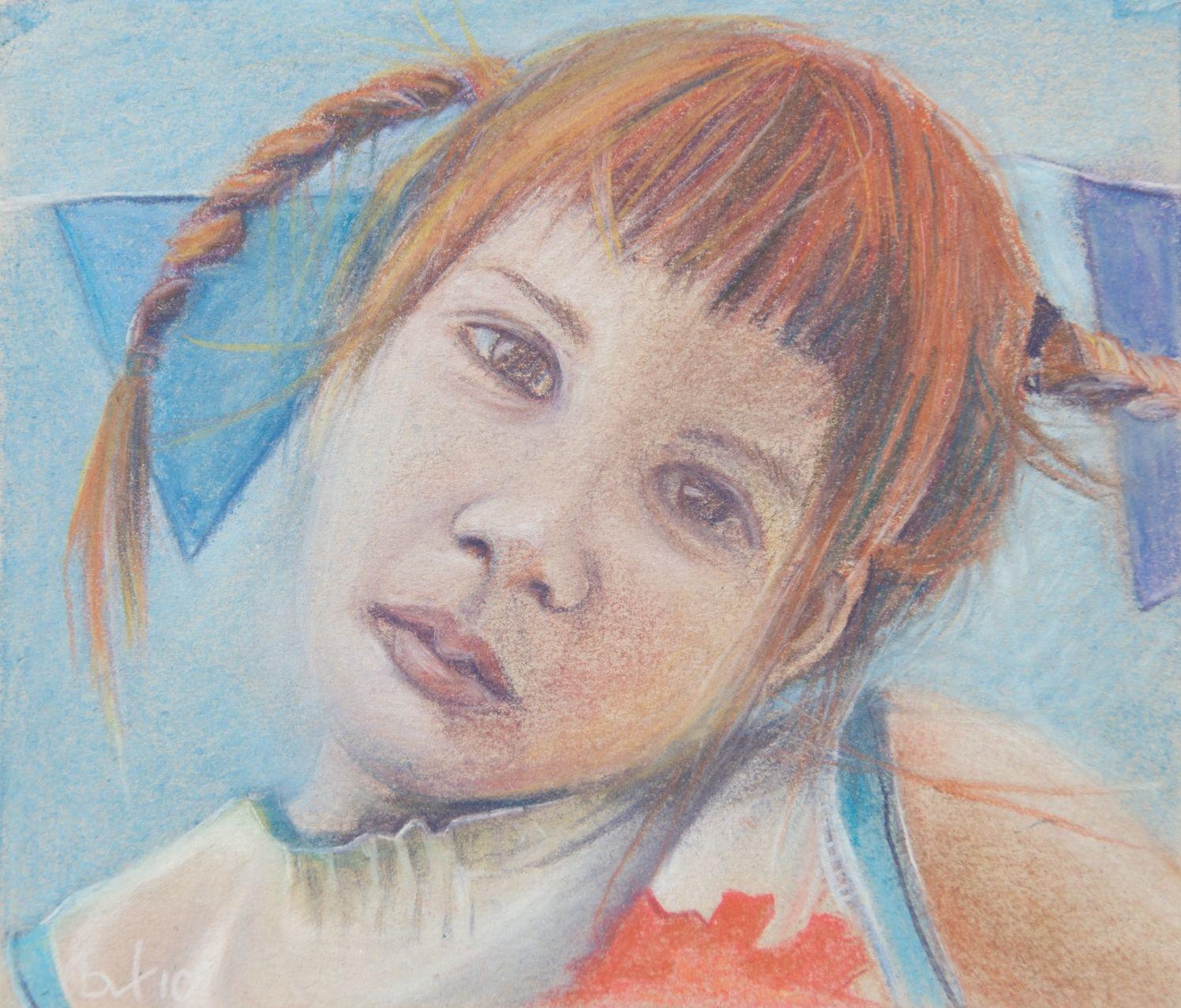 Like Pipi/ pastel/ Bea van Twillert