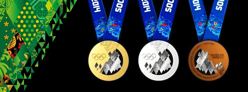 Olympische Winterspelen 2014.