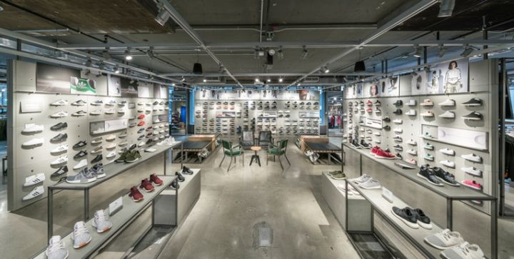 adidas NYC, New York City » Retail Design Blog