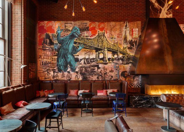 A super hip, legendary New York hotel with Philippe Starck interiors ...