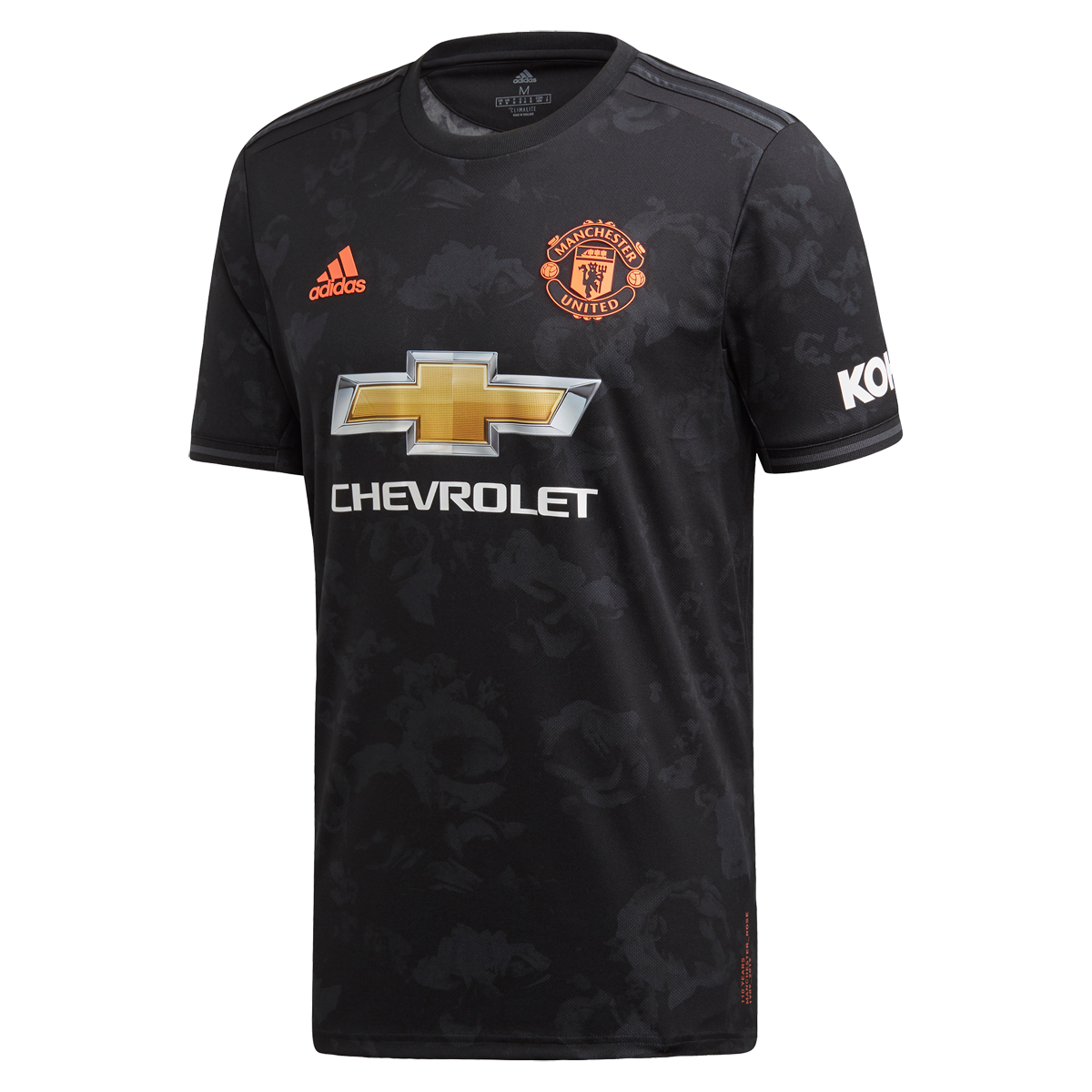 Adidas Manchester United Youth Third Jersey 19 20 Yxl Manchester United Fans Manchester United Manchester United Youth
